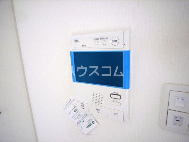 サヴォイ箱崎セントリシティ 705号室のセキュリティ