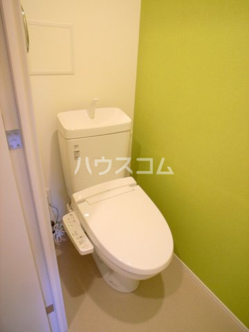 サヴォイ箱崎セントリシティ 705号室のトイレ