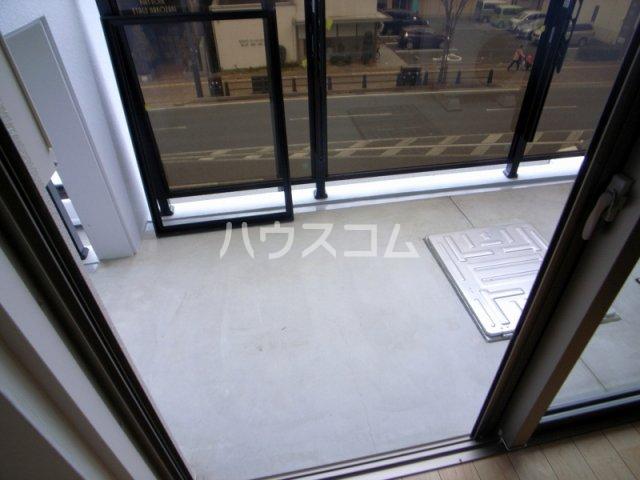 サヴォイ箱崎セントリシティ 705号室のバルコニー