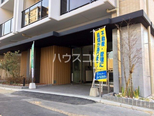 サヴォイ箱崎セントリシティ 705号室のエントランス