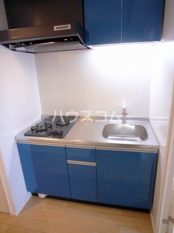 サヴォイ箱崎セントリシティ 705号室のキッチン