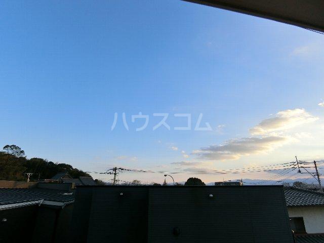 メゾン土井B 205号室の景色