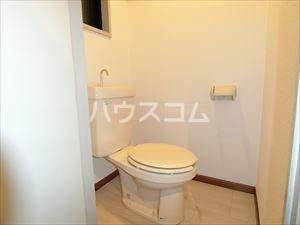 アヴァンテプラザ 302号室のトイレ