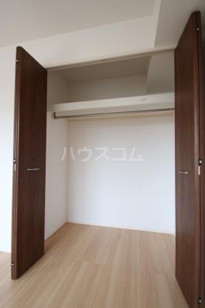 D-roomS・K A棟 205号室の収納