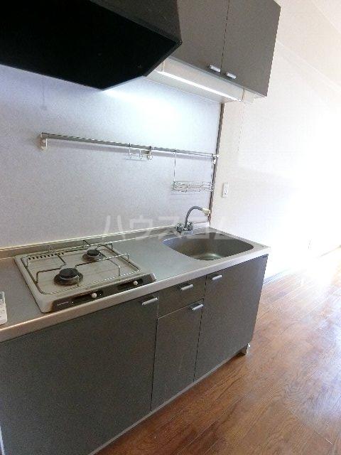 シャトー'98 405号室のキッチン