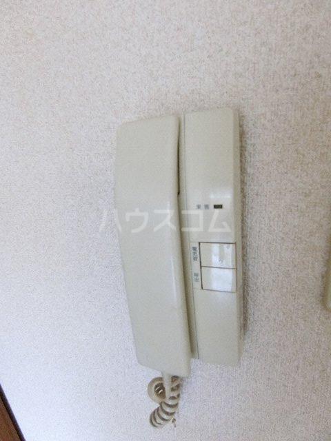 シャトー'98 405号室のセキュリティ