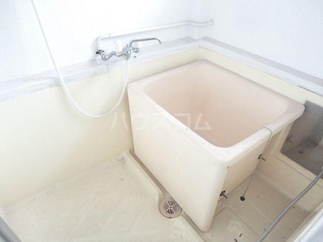 ハイツ坂本 202号室の風呂