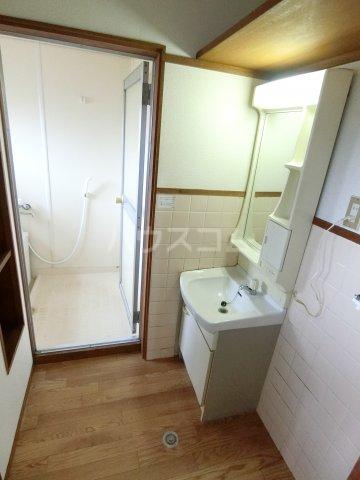 ハイツ坂本 202号室の洗面所
