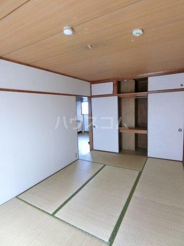 ハイツ坂本 202号室のベッドルーム