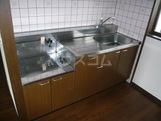 ELLE PALACIOⅡ 101号室のキッチン