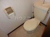 ELLE PALACIOⅡ 101号室のトイレ