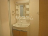 グラン・ボヌールⅠ 105号室の洗面所