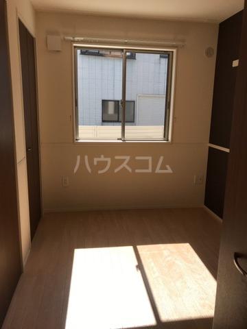 グラン・ボヌールⅠ 106号室のバルコニー