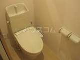 グラン・ボヌールⅠ 106号室のトイレ