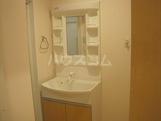 グラン・ボヌールⅠ 201号室の洗面所