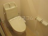 グラン・ボヌールⅠ 201号室のトイレ