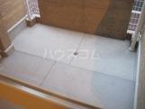 グラン・ボヌールⅡ 106号室のバルコニー