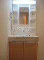 グラン・ボヌールⅡ 106号室の洗面所
