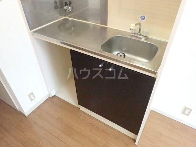 プラザ九大前Ⅰ 201号室のキッチン