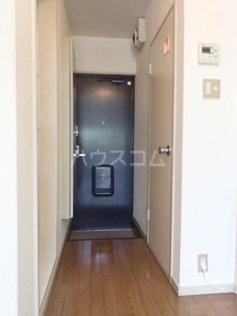 プラザ九大前Ⅰ 201号室の玄関