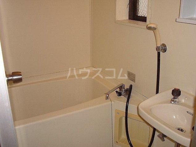 大明コーポ 206号室の風呂
