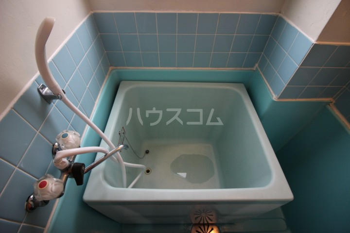 コーポグランド美野島 403号室の風呂