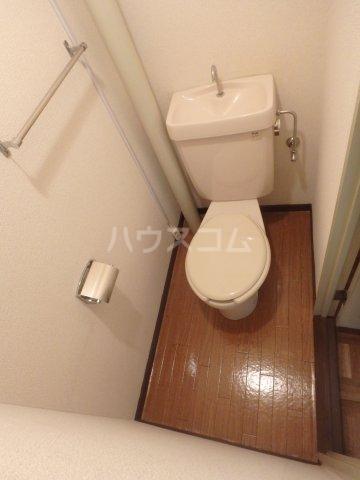 KYUKO第5ビル 4F号室のトイレ