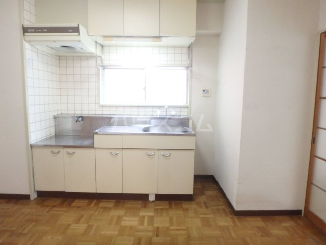 KYUKO第5ビル 4F号室のキッチン