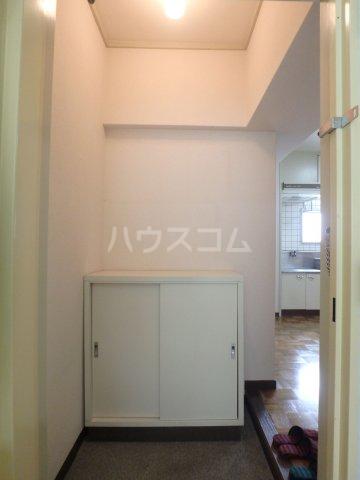 KYUKO第5ビル 4F号室の玄関