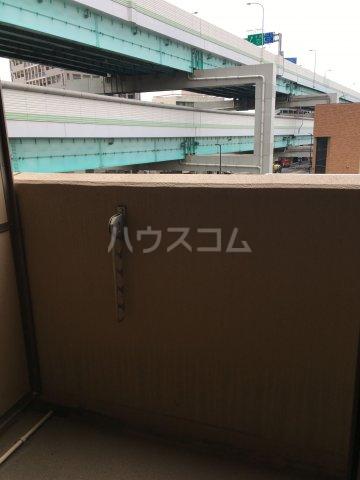 エステムコート博多祇園ツインタワーファーストステージ 505号室のバルコニー