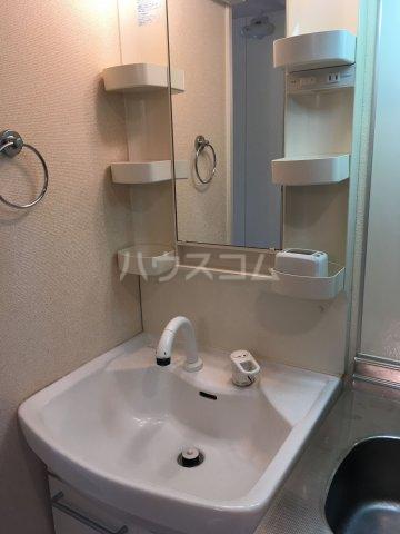 エステムコート博多祇園ツインタワーファーストステージ 505号室の洗面所