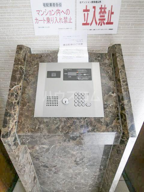 エステムコート博多祇園ツインタワーファーストステージ 1102号室のセキュリティ
