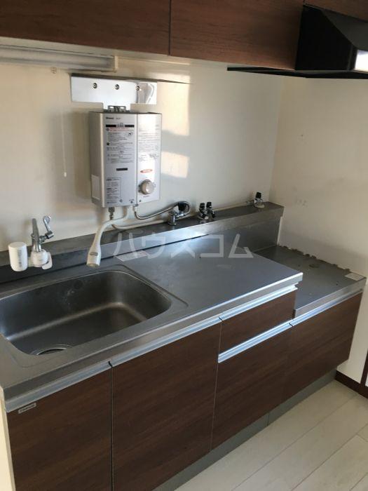 シャトレ若杉 301号室のキッチン