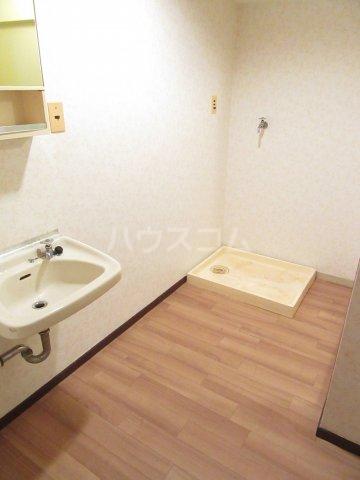 大産篠栗マンション 205号室の洗面所