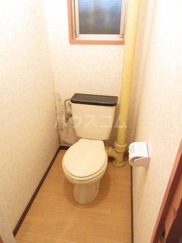 大産篠栗マンション 205号室のトイレ