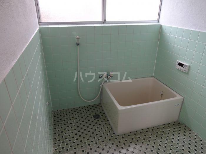 井上貸家の風呂