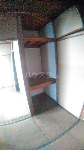 平野アパート 201号室の収納