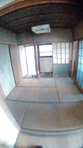 平野アパート 201号室のリビング