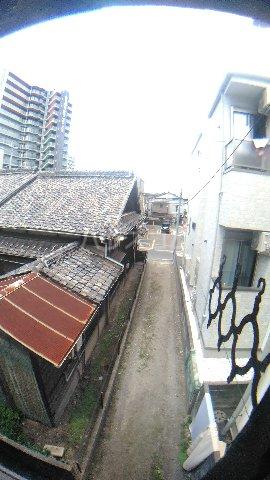平野アパート 201号室の景色