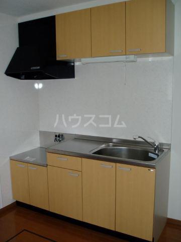 恵比須荘 103号室のキッチン