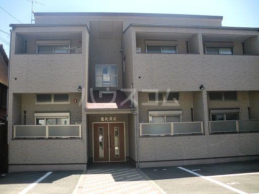 恵比須荘 103号室のエントランス
