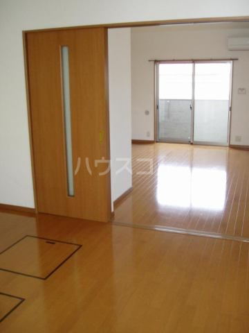 恵比須荘 103号室のベッドルーム