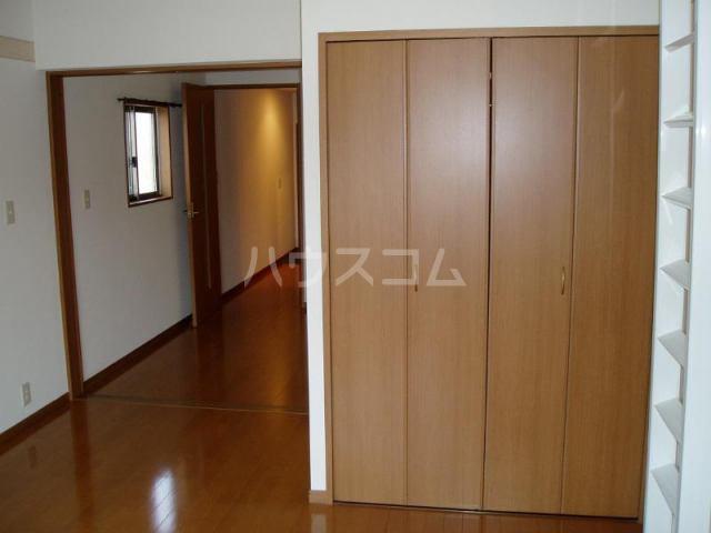 恵比須荘 103号室の収納