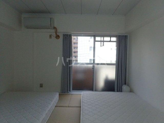 シティハウス博多 504号室のベッドルーム