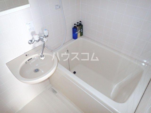 シティハウス博多 504号室の風呂