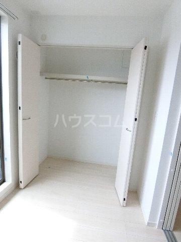 J・プレミアム箱崎 202号室の収納