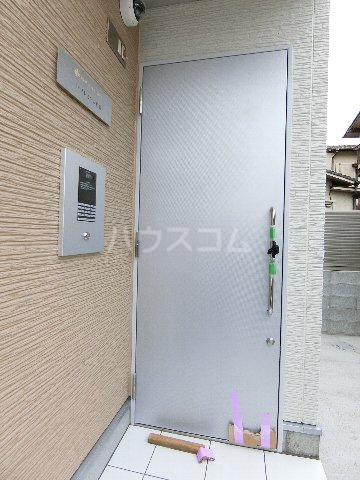 J・プレミアム箱崎 202号室のエントランス