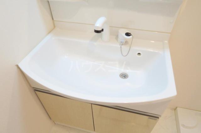 HIKARI 102号室の洗面所