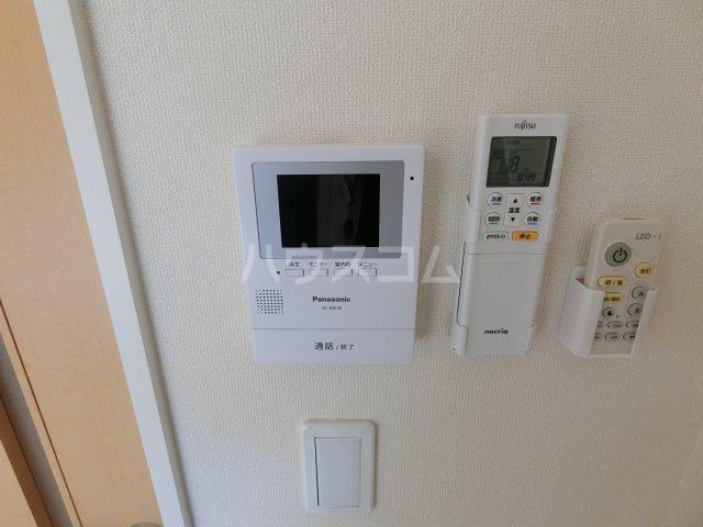 HIKARI 201号室のセキュリティ