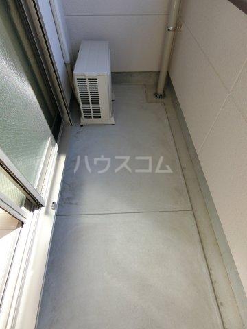 HIKARI 201号室のバルコニー